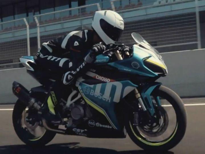 CF Moto To Showcase Three Under-500cc Motorcycles In India At 2020 Auto Expo!