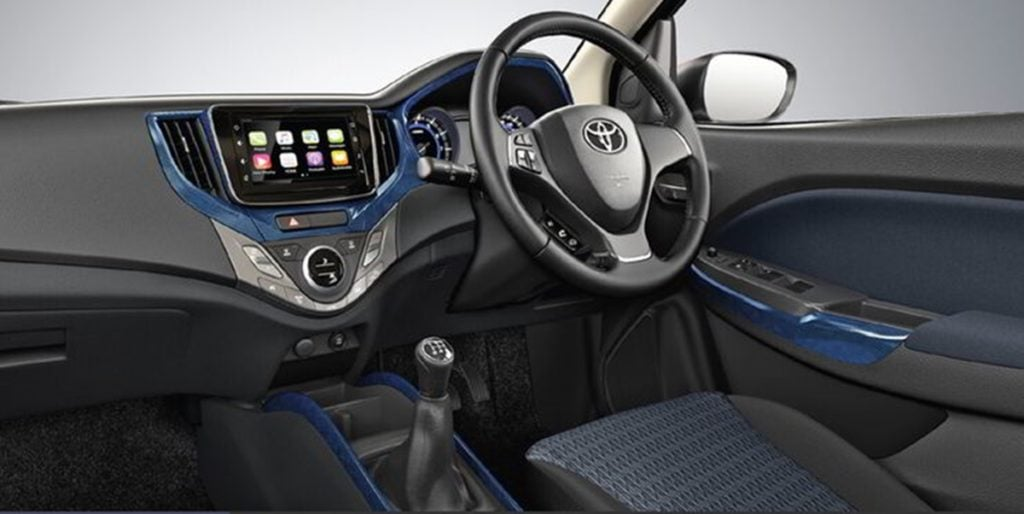 Toyota Glanza Accessories - Interior Themes