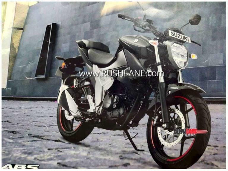 Suzuki Gixxer 155 New Spy Shots Out; Launch In Festive Season