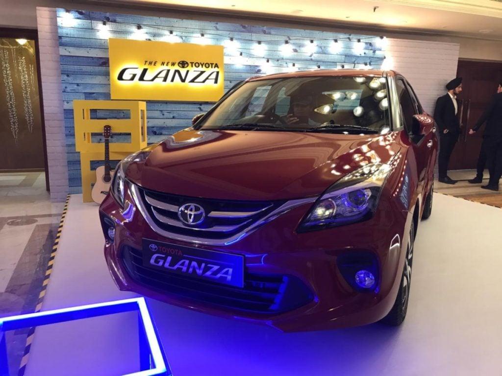Toyota glanza sales june image