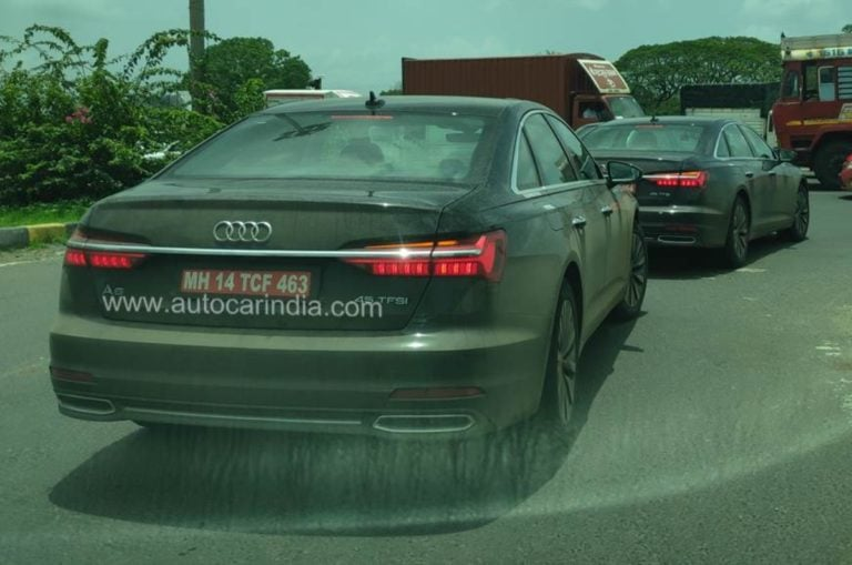 2019 Audi A6 Spied – To Get A 245bhp Petrol Engine