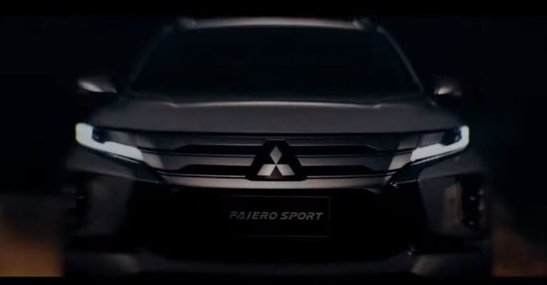 2019 Mitsubishi Pajero Sport Facelift To Come To India – Teaser Video