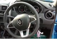 2019 Renault Duster interiors image