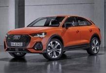 2020 Audi Q3 Sportback image