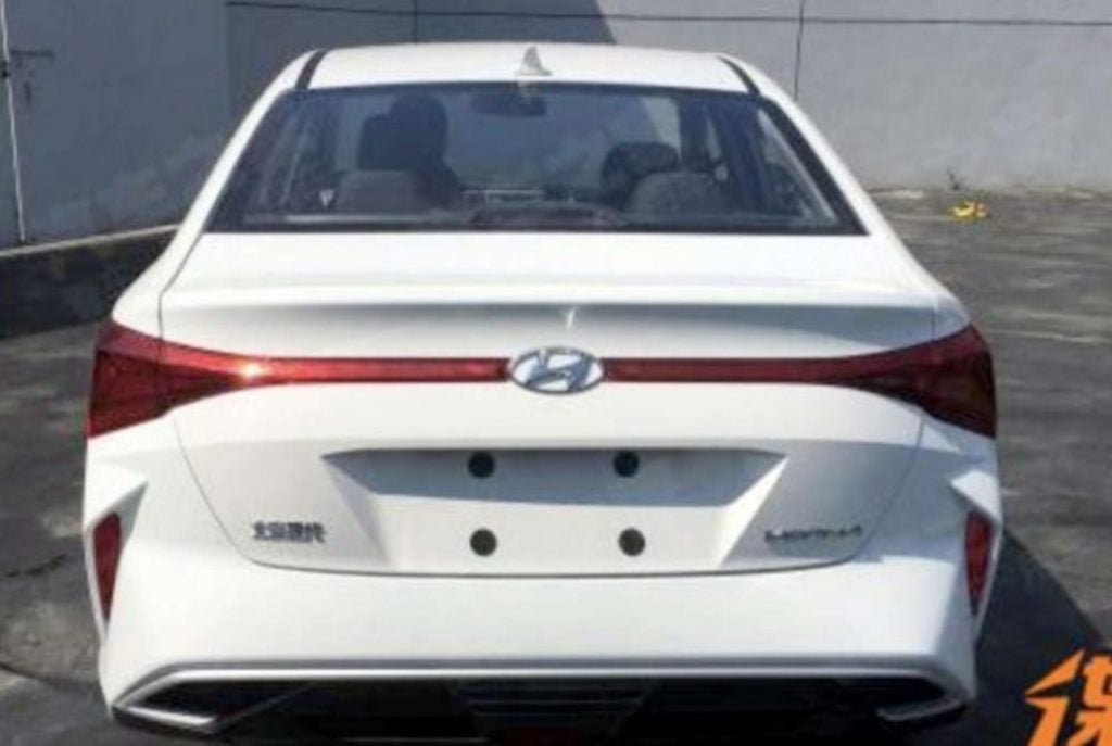 2020 Hyundai Verna image1