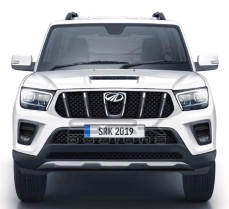 2020 Mahindra Scorpio Rendered – This is how it could look!