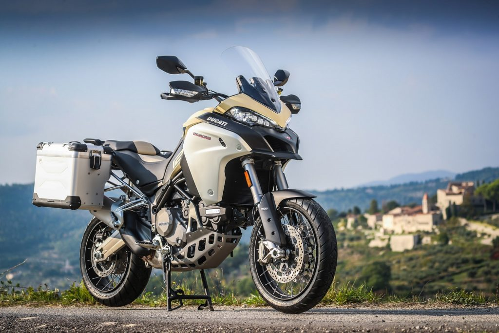 The Ducati Multistrada range can be had with amazing discounts for the unsold BS4 stock.