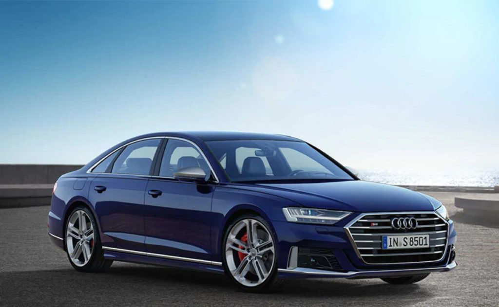 2020 Audi S8 unveiled globally