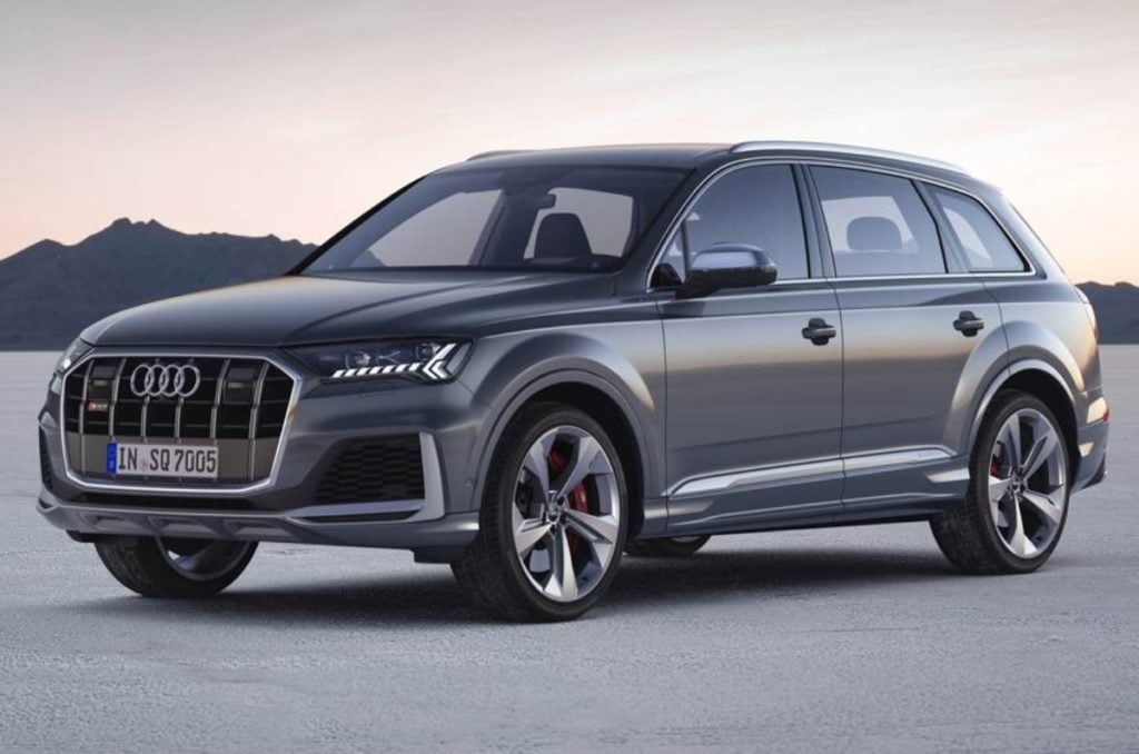 Audi SQ7 Facelift image