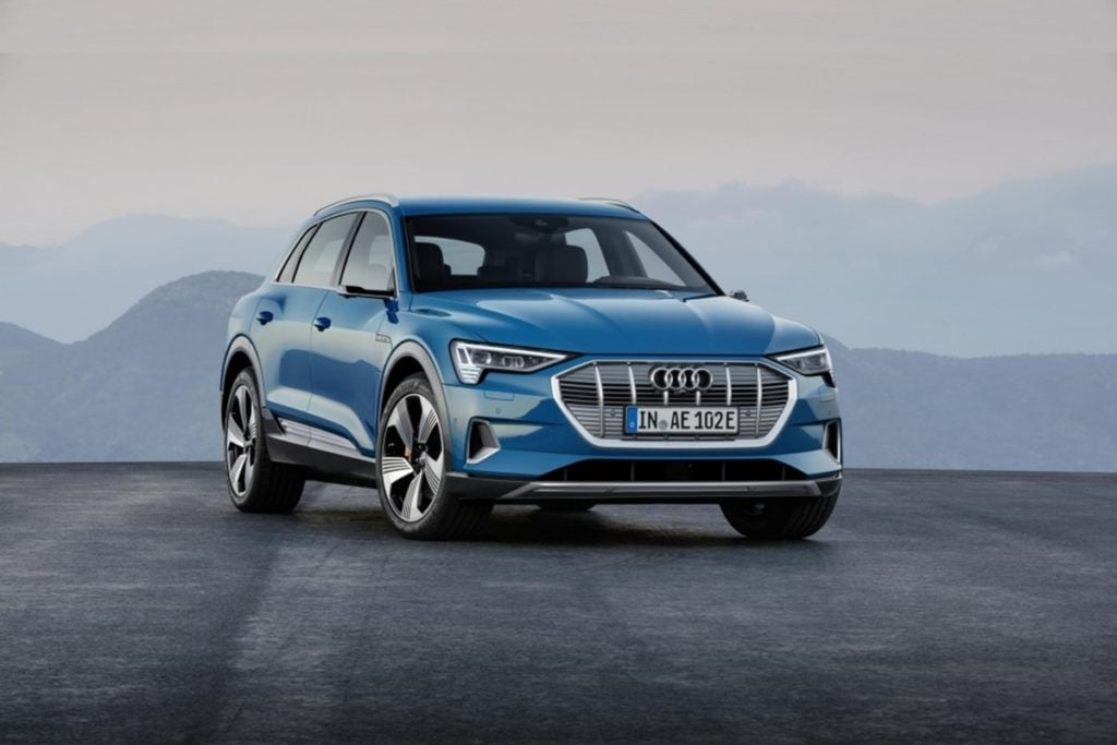 Audi e-Tron, a major upcoming luxury EV in India