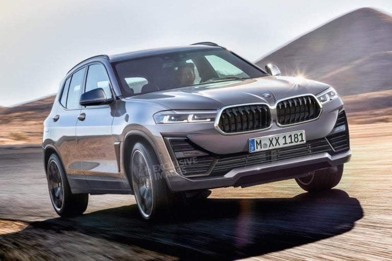 BMW Urban X Likely To Be The New Entry Level SUV of the Brand!