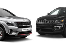Kia Seltos vs Jeep Compass