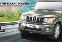 Mahindra Bolero New Features Image