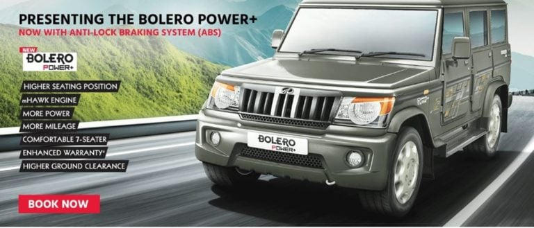 Mahindra Bolero New Safety  Features Out – Details