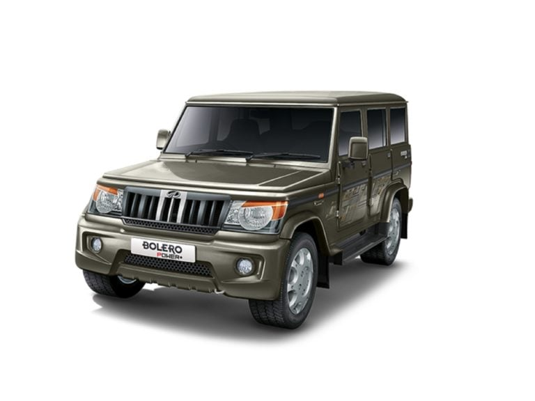 Mahindra Bolero Power Plus Gets BS6 Certification – Launching in 2020