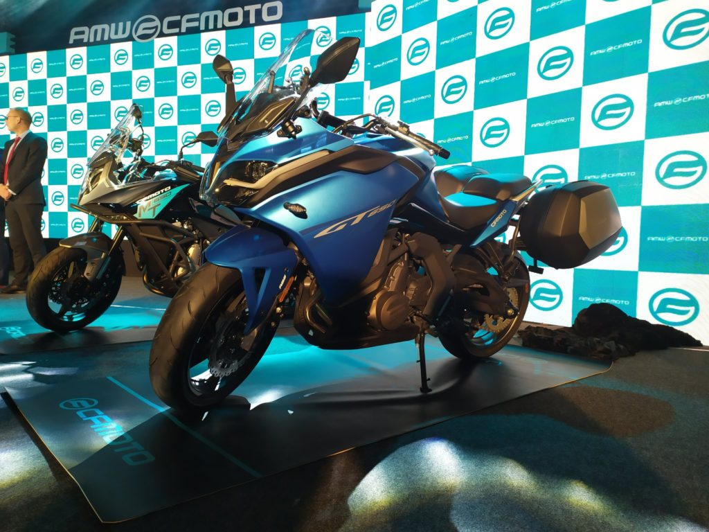 CFMoto launch date postponed to July 19 - Autocar India