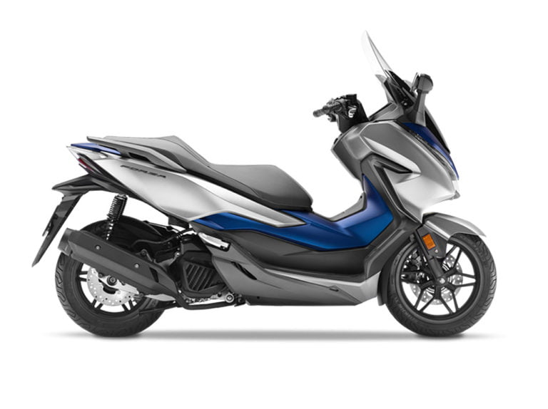 Honda Forza 300 Maxi Scooter To Make An India Debut This Year?