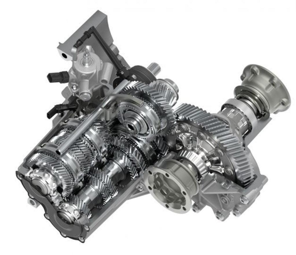 New Manual Gearbox Design From Volkswagen Has Improved Performance