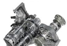 Volkswagen new manual gearbox
