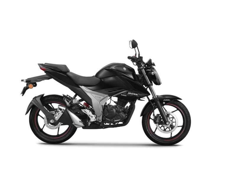 Here Are The Accessories Offered With The New Suzuki Gixxer 155