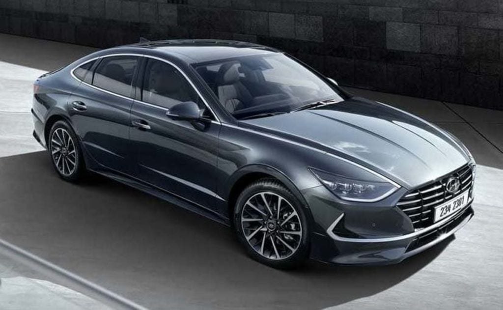 The first car to feature this new engine will be the next-gen Hyundai Sonata
