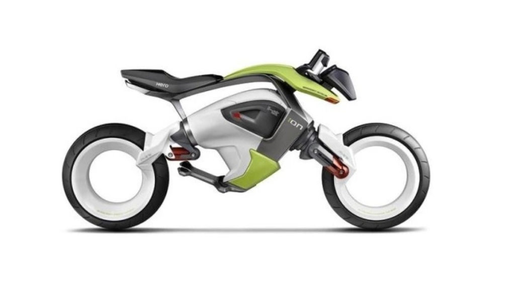 Hero MotoCorp is working on multiple electric two-wheelers