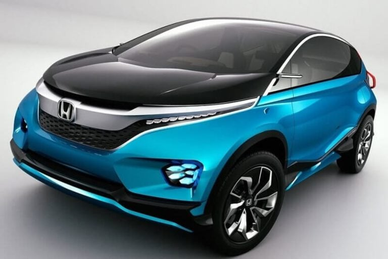 New Honda Compact SUV in the Works; Could Replace the WR-V