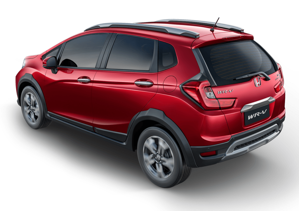 Honda Wr V Gets A New V Variant Prices And Features