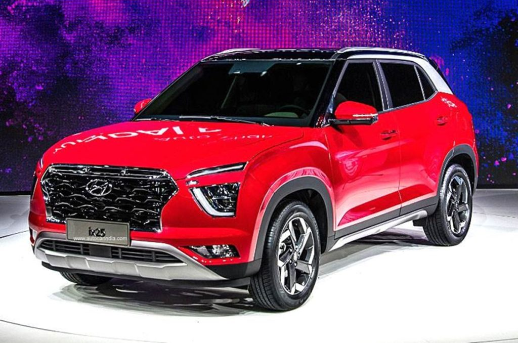 Hyundai will be unveiling the next-gen Creta at the 2020 Auto Expo
