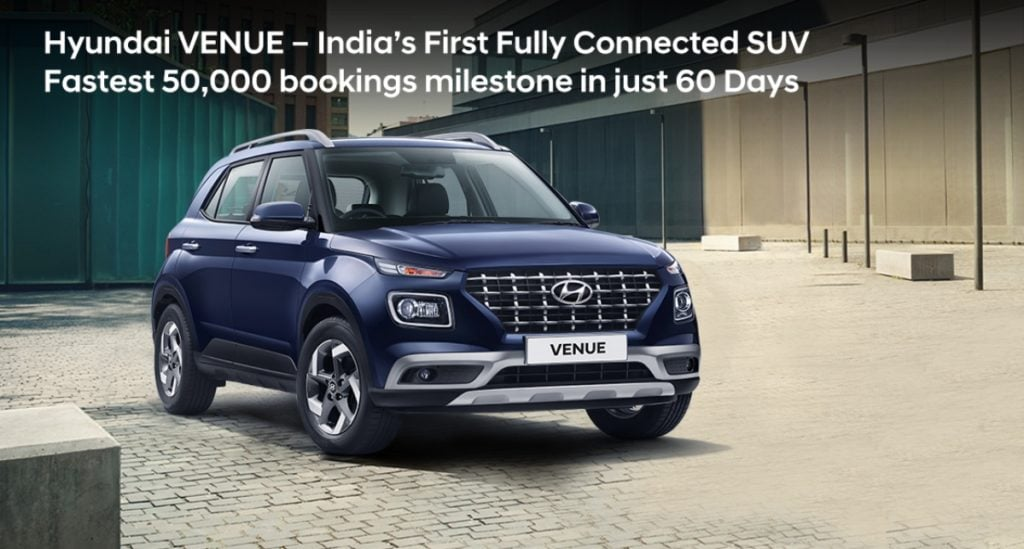 Hyundai Venue Dual Colour Image