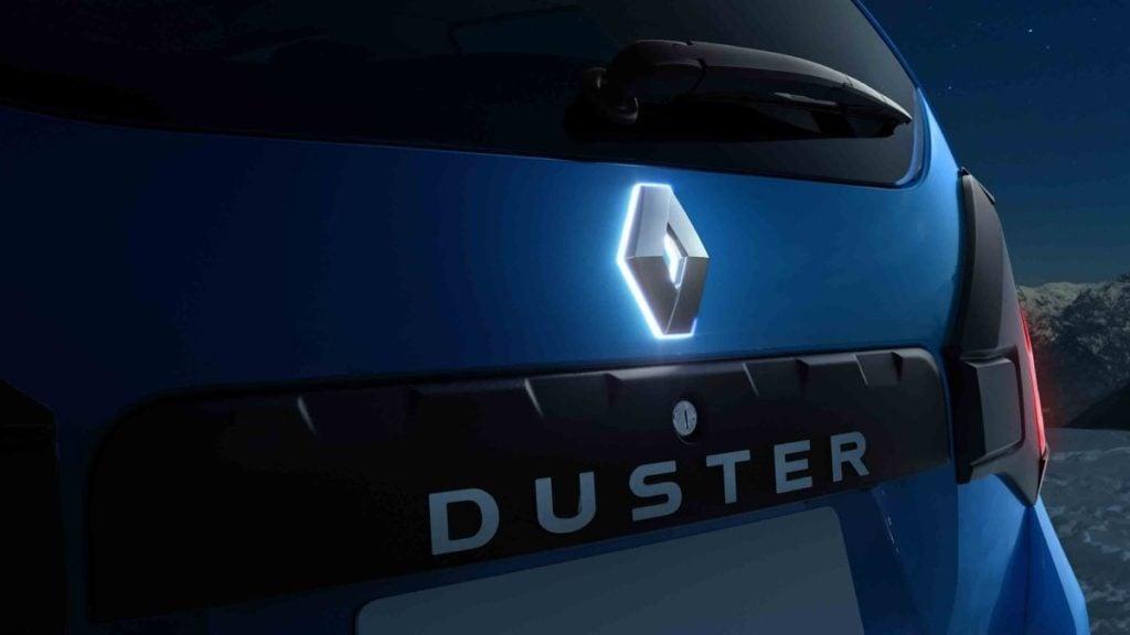 Renault Duster Accessories - Illuminated Logo