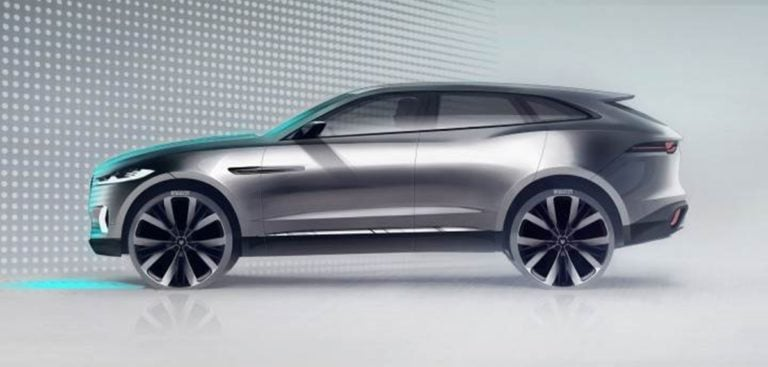 Jaguar Confirms The Coming Of The Flagship J-Pace SUV!
