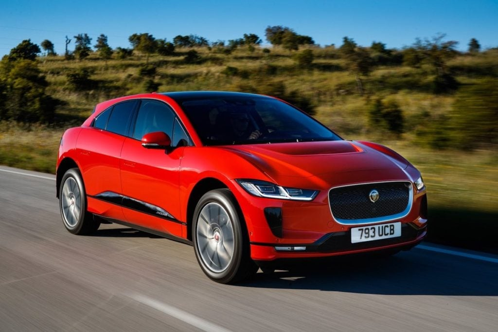Jaguar i-Pace, one of the most exciting upcoming EVs in India