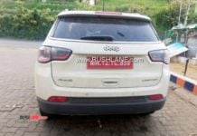 Jeep Compass BS6 image