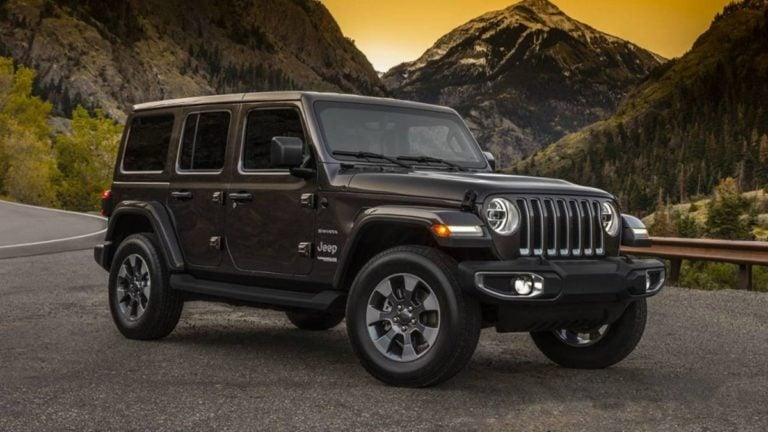 New Jeep Wrangler JL-Generation Launch Date in India Announced!