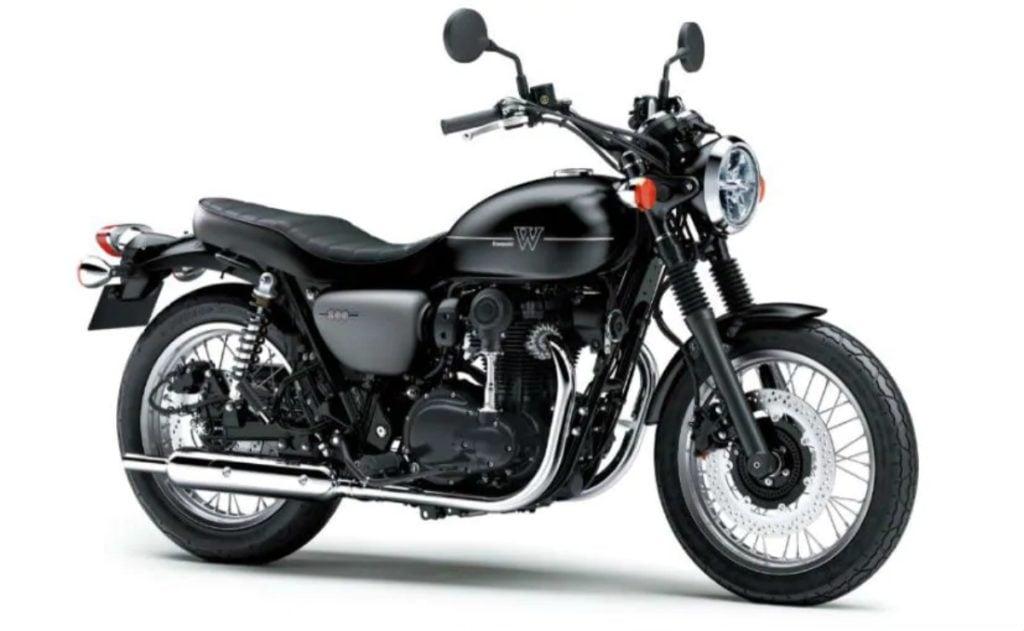 Kawasaki W800 Street India image