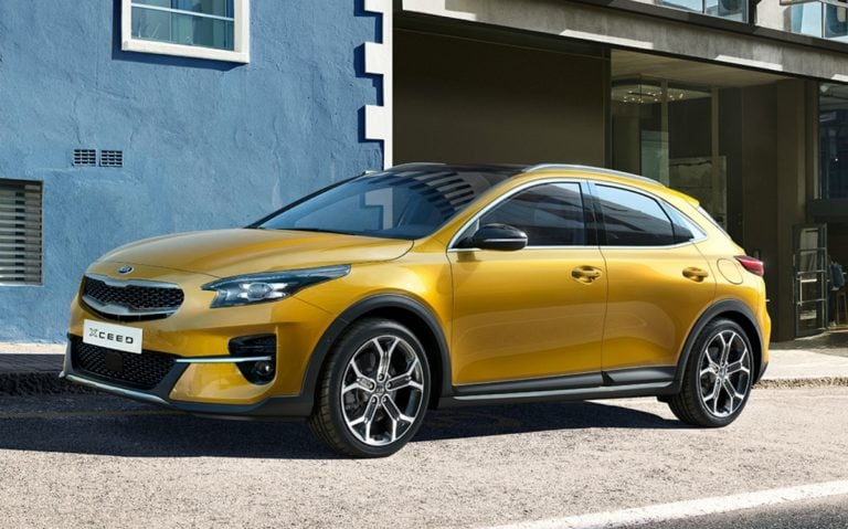 Kia XCeed Unveiled Globally as the New Crossover in the Ceed Family
