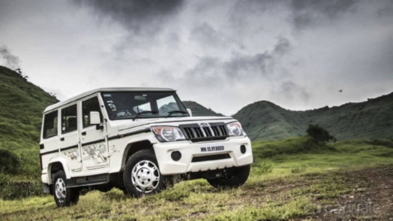 Mahindra Bolero Power Plus Now Has Been Equipped With ABS.