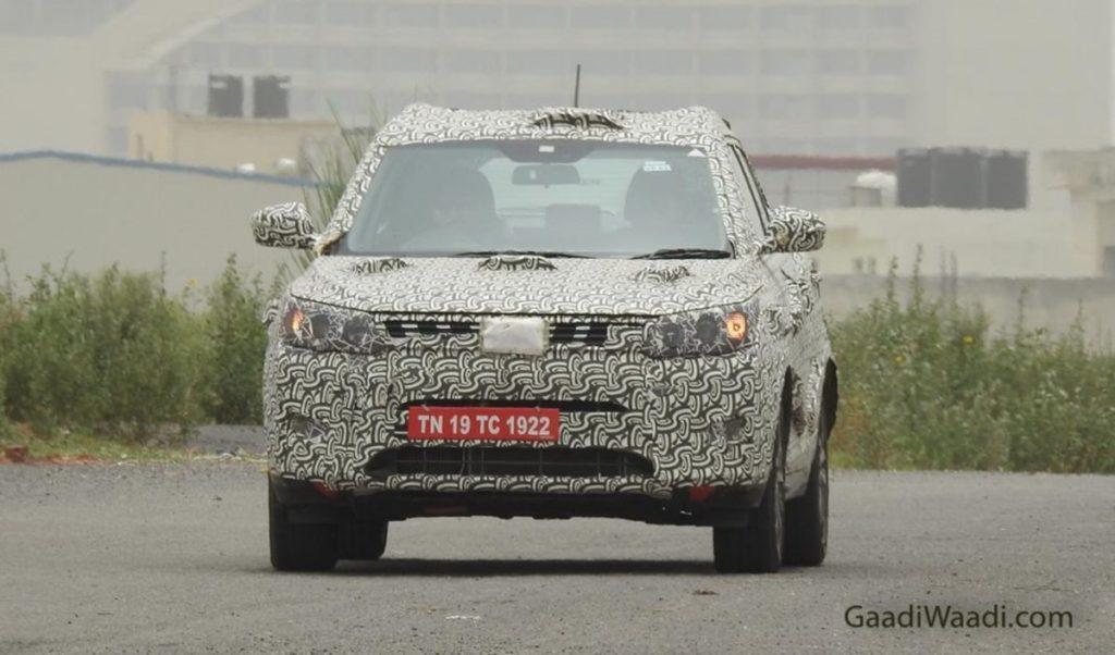 Mahindra XUV300 Electric Driving Range Image