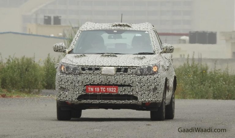 Mahindra XUV300 Electric Driving Range Confirmed – 300 km On A Single Charge
