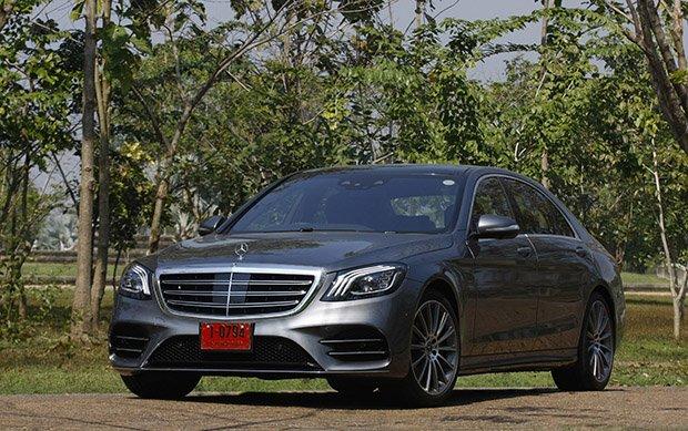 La Classe S est également due à un changement de génération et Mercedes apportera cela aussi en 2021