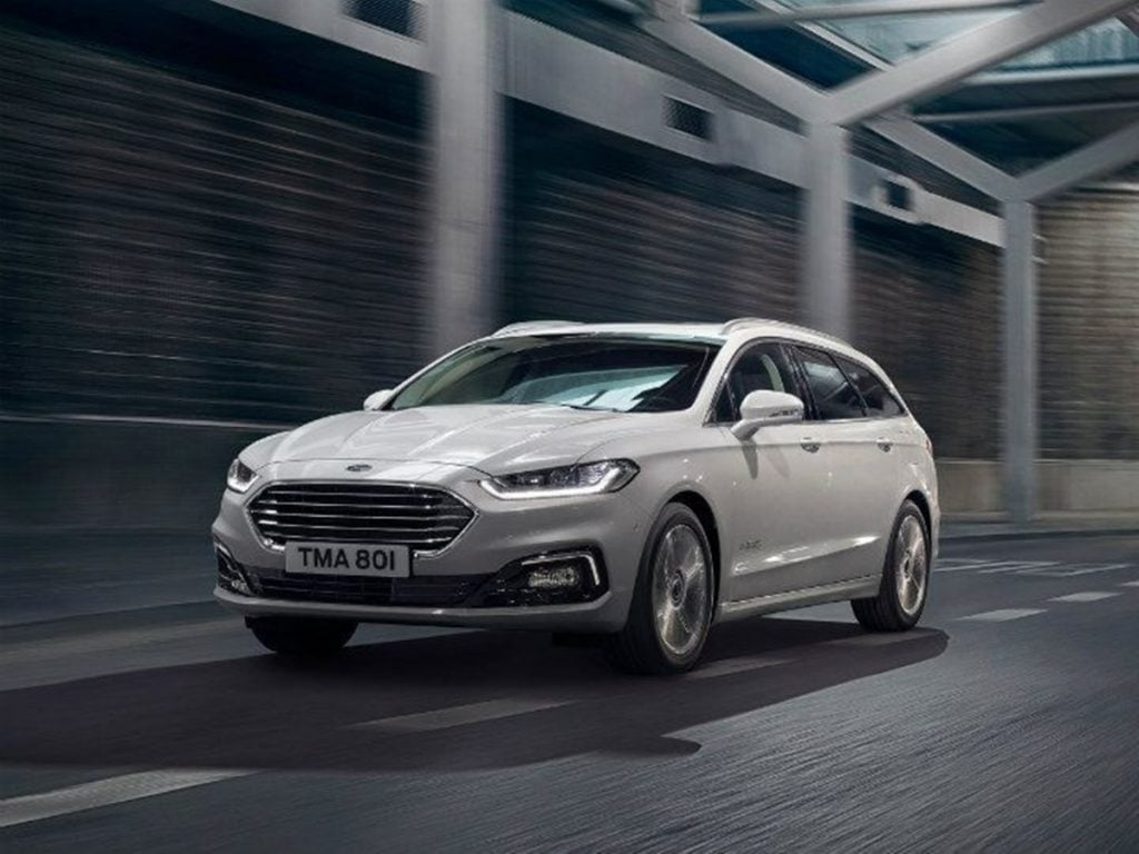 The new Ford Mondeo could be a mid-sized crossover