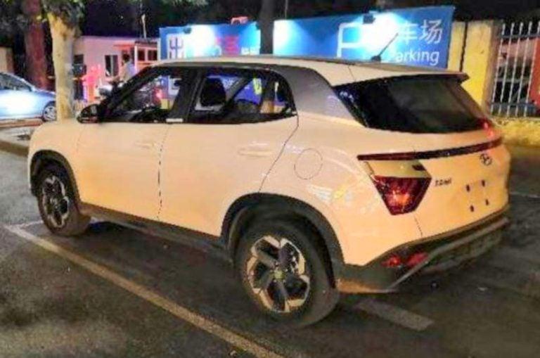 New Hyundai Creta Design Inspired from the Venue – Fresh Spy Shots