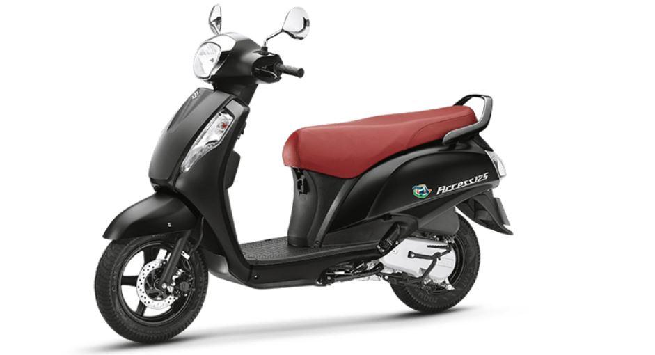 Suzuki Access 125 SE Now Gets A New Colour