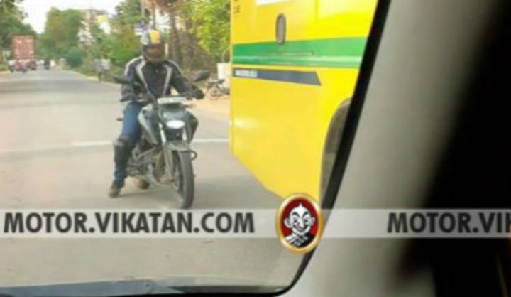 2020 TVS Apache RTR 200 4V Spied – What's New?