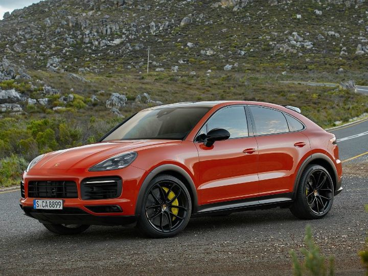 Porsche Cayenne Coupe to launch in India by October, 2019