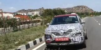 Renault Kwid Facelift Image