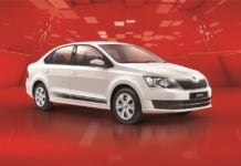 Skoda Rapid Limited Rider Edition image