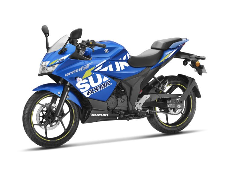 Suzuki Gixxer SF Moto GP Edition Launched; Priced At Rs 1.10 Lakhs