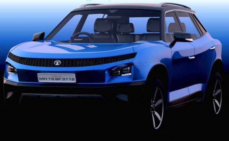 Tata Motors and Chery May Jointly Develop the Long Awaited Blackbird SUV